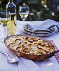 Potatoe Gratin (Dauphinois)